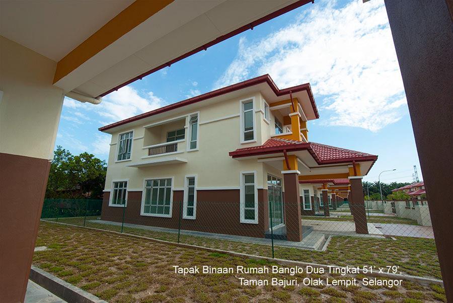 Galeri Gambar Taman Bajuri Olak Lempit Selangor Mega 3 Housing